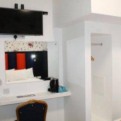 Отель Euro Hotel Clapham Великобритания, Лондон - отзывы, цены и фото номеров - забронировать отель Euro Hotel Clapham онлайн удобства в номере фото 2