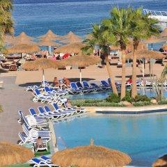 Отель Aqua Fun Club пляж