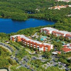 Отель Now Larimar Punta Cana - All Inclusive Доминикана, Пунта Кана - 9 отзывов об отеле, цены и фото номеров - забронировать отель Now Larimar Punta Cana - All Inclusive онлайн приотельная территория фото 2