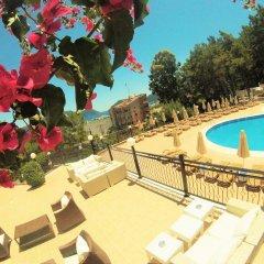 Ideal Panorama Hotel Турция, Мармарис - отзывы, цены и фото номеров - забронировать отель Ideal Panorama Hotel - All Inclusive онлайн бассейн