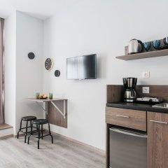 Отель Monastiraki Residences By Livin Urbban Афины в номере