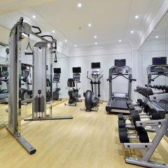 Отель Pentahotel Shanghai фитнесс-зал