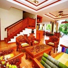 Отель The Orchid House интерьер отеля