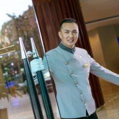 Отель Grand Park Kunming Куньмин городской автобус