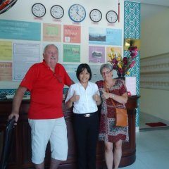 Nam Ngai Hotel интерьер отеля