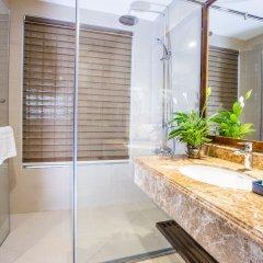 Отель Song Loc Luxury ванная