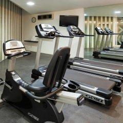 Отель Holiday Inn Tuxpan фитнесс-зал фото 2