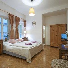 Отель Golden Apple Apartments Чехия, Прага - отзывы, цены и фото номеров - забронировать отель Golden Apple Apartments онлайн комната для гостей фото 2