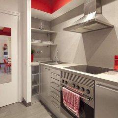 Апартаменты BHM1-010 Modern Studio Plaza Espanya Барселона в номере фото 2