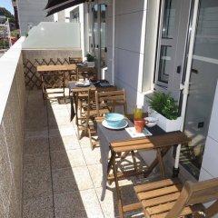 Отель Ofi Испания, Ла-Корунья - отзывы, цены и фото номеров - забронировать отель Ofi онлайн балкон