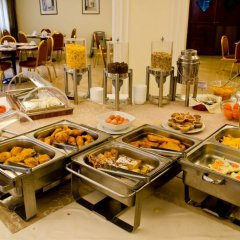 Vergina Hotel Салоники питание фото 3