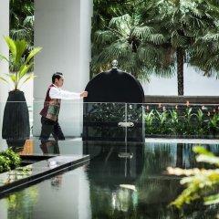 Mövenpick Hotel Sukhumvit 15 Bangkok фитнесс-зал фото 3