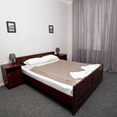 Гостиница Охта комната для гостей фото 3