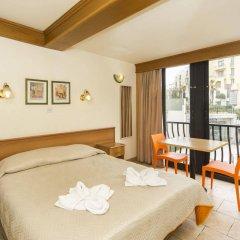 Отель Rokna Hotel Мальта, Сан Джулианс - 1 отзыв об отеле, цены и фото номеров - забронировать отель Rokna Hotel онлайн комната для гостей фото 3
