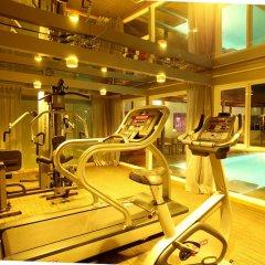 Отель Liberty Central Saigon Centre фитнесс-зал
