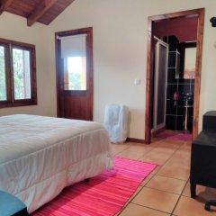 Отель A Casinha de Santa Cruz Санта-Крус комната для гостей фото 2