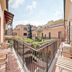 Отель Peroni Apartment Италия, Рим - отзывы, цены и фото номеров - забронировать отель Peroni Apartment онлайн балкон