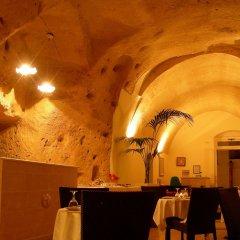 Отель Caveoso Матера питание фото 3