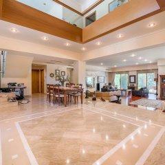 Отель Bello Blu Luxury Villa Родос интерьер отеля фото 3