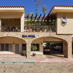 Отель San Angel Suites Педрегал парковка