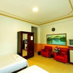 Soho Hotel Dalat Далат удобства в номере