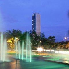 Torre De Cali Plaza Hotel бассейн