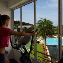 Отель Lanka Princess All Inclusive Hotel Шри-Ланка, Берувела - отзывы, цены и фото номеров - забронировать отель Lanka Princess All Inclusive Hotel онлайн фитнесс-зал фото 2