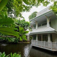 Отель Royal River Park Бангкок приотельная территория фото 2