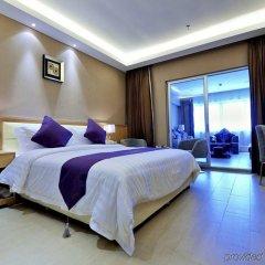 The Bauhinia Hotel Guangzhou комната для гостей