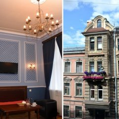 Мини-отель MK Классик комната для гостей фото 3