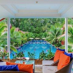 Отель L'esprit de Naiyang Beach Resort интерьер отеля фото 3