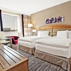 Отель Hilton Sofia комната для гостей фото 6