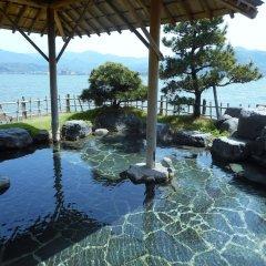 Отель Sennentei Мисаса бассейн фото 2