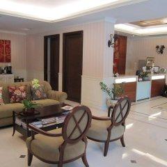 Отель Aurum The River Place Бангкок интерьер отеля