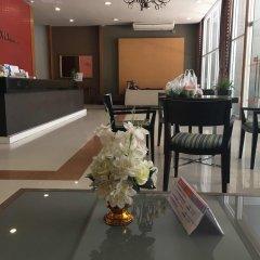 Отель Siam Diamond Resident Бангкок интерьер отеля
