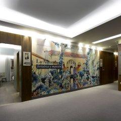 Hotel Abades Recogidas интерьер отеля