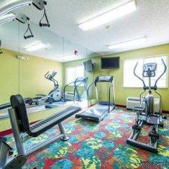 Отель Mainstay Suites Frederick фитнесс-зал фото 2
