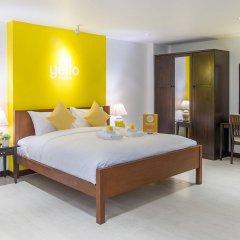Отель Yello Rooms Таиланд, Бангкок - отзывы, цены и фото номеров - забронировать отель Yello Rooms онлайн комната для гостей фото 3