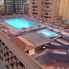 Отель Las Palmeras Фуэнхирола бассейн фото 3