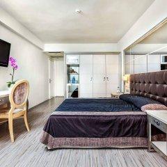 Отель Elinotel Apolamare Hotel Греция, Ханиотис - отзывы, цены и фото номеров - забронировать отель Elinotel Apolamare Hotel онлайн комната для гостей фото 3