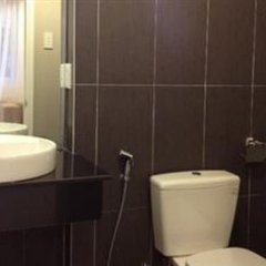 Апартаменты River Park Serviced Apartment ванная
