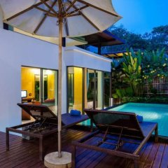 Отель Layan Villas балкон