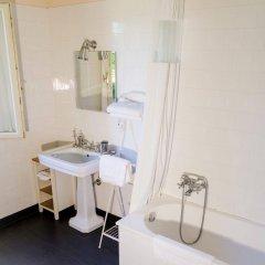 Отель Agriturismo La Madoneta Сан-Джорджо-ин-Боско ванная