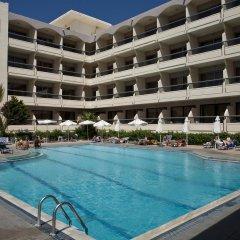 Отель Island Resorts Marisol Родос бассейн