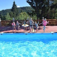Гостиница Alpin Hotel Украина, Буковель - отзывы, цены и фото номеров - забронировать гостиницу Alpin Hotel онлайн бассейн фото 3