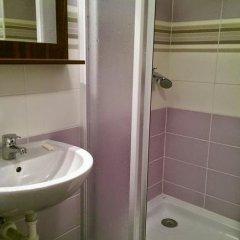 Hotel Terek Штети ванная