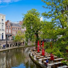 Отель Apollo Hotel Utrecht City Centre Нидерланды, Утрехт - 4 отзыва об отеле, цены и фото номеров - забронировать отель Apollo Hotel Utrecht City Centre онлайн приотельная территория фото 2
