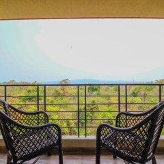 Отель OYO 11430 Home Green View 2BHK Old Goa Гоа балкон