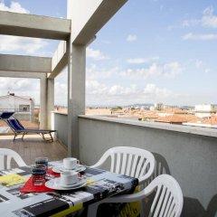 Отель Residence Villa Azzurra Италия, Римини - отзывы, цены и фото номеров - забронировать отель Residence Villa Azzurra онлайн балкон