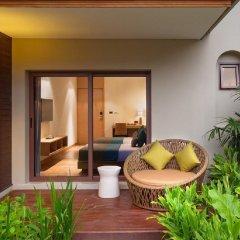 Отель Prana Resort Samui балкон